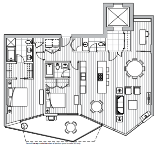 Private Residences - Plan D