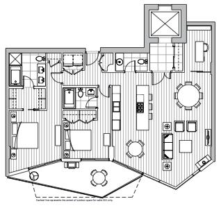 Private Residences - Plan D