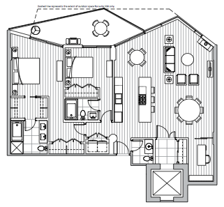 Private Residences - Plan D1