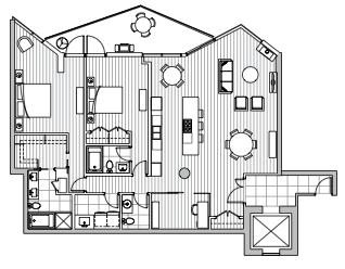 Private Residences - Plan N1