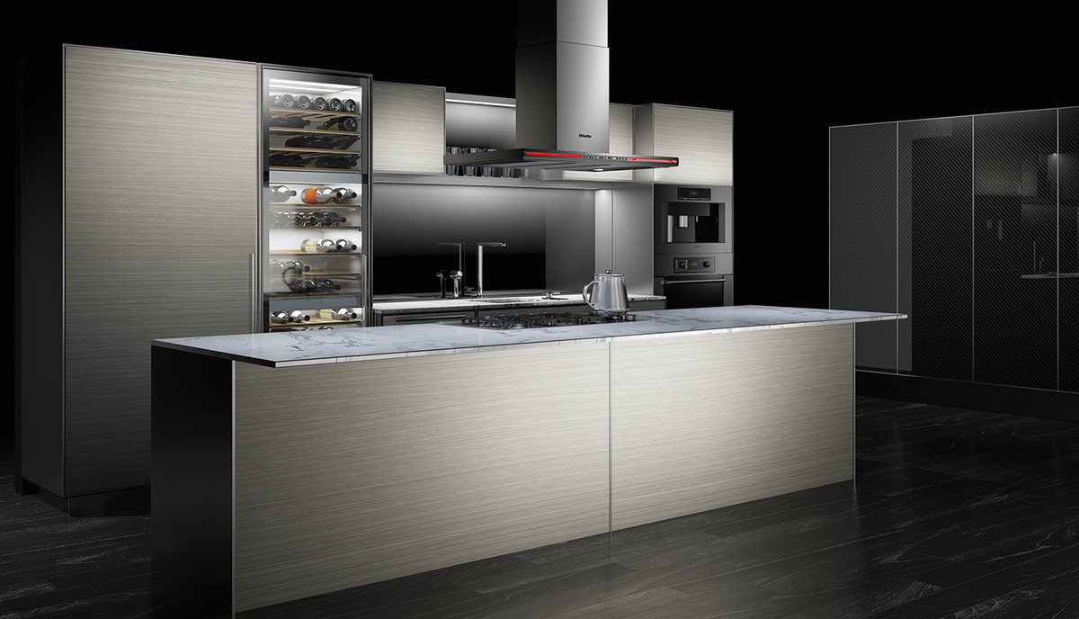 The Concord Kitchen Porsche Design