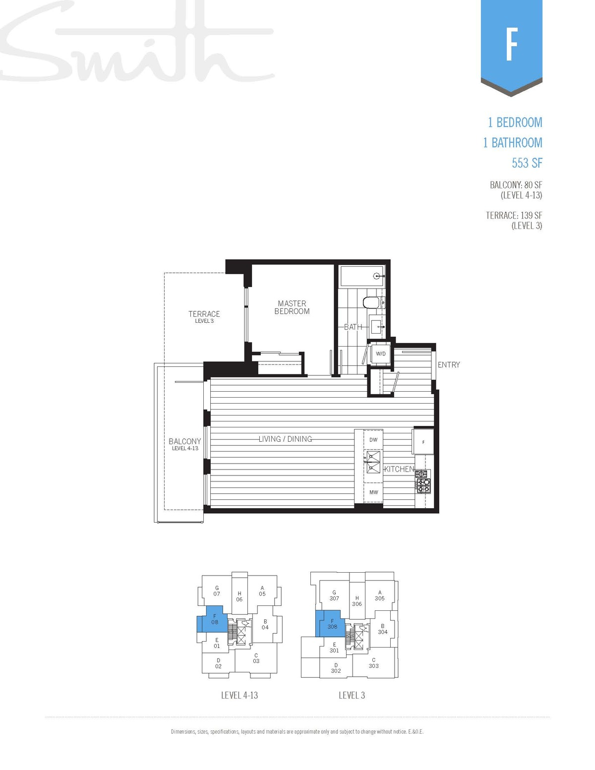 Smith Floorplan F