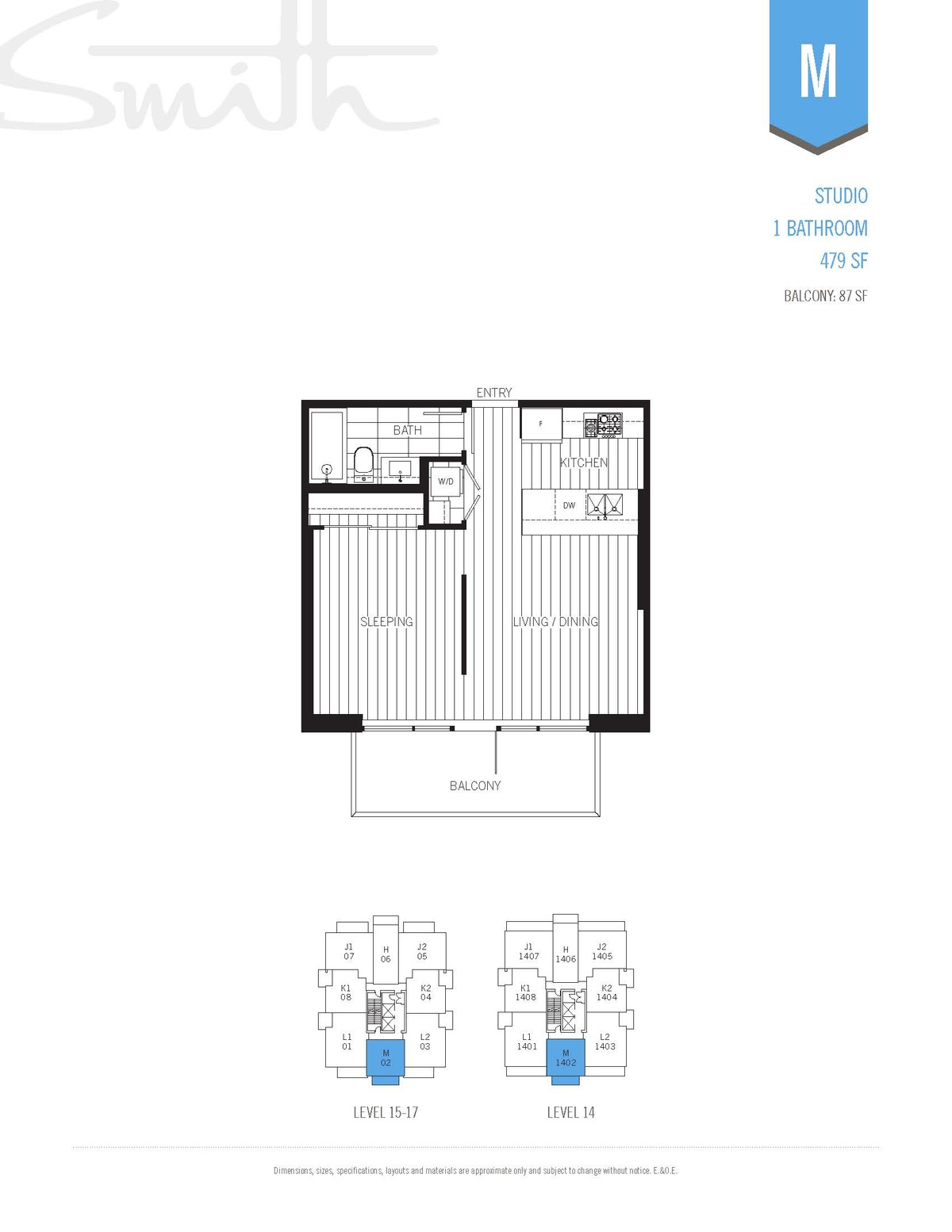 Smith Floorplan M