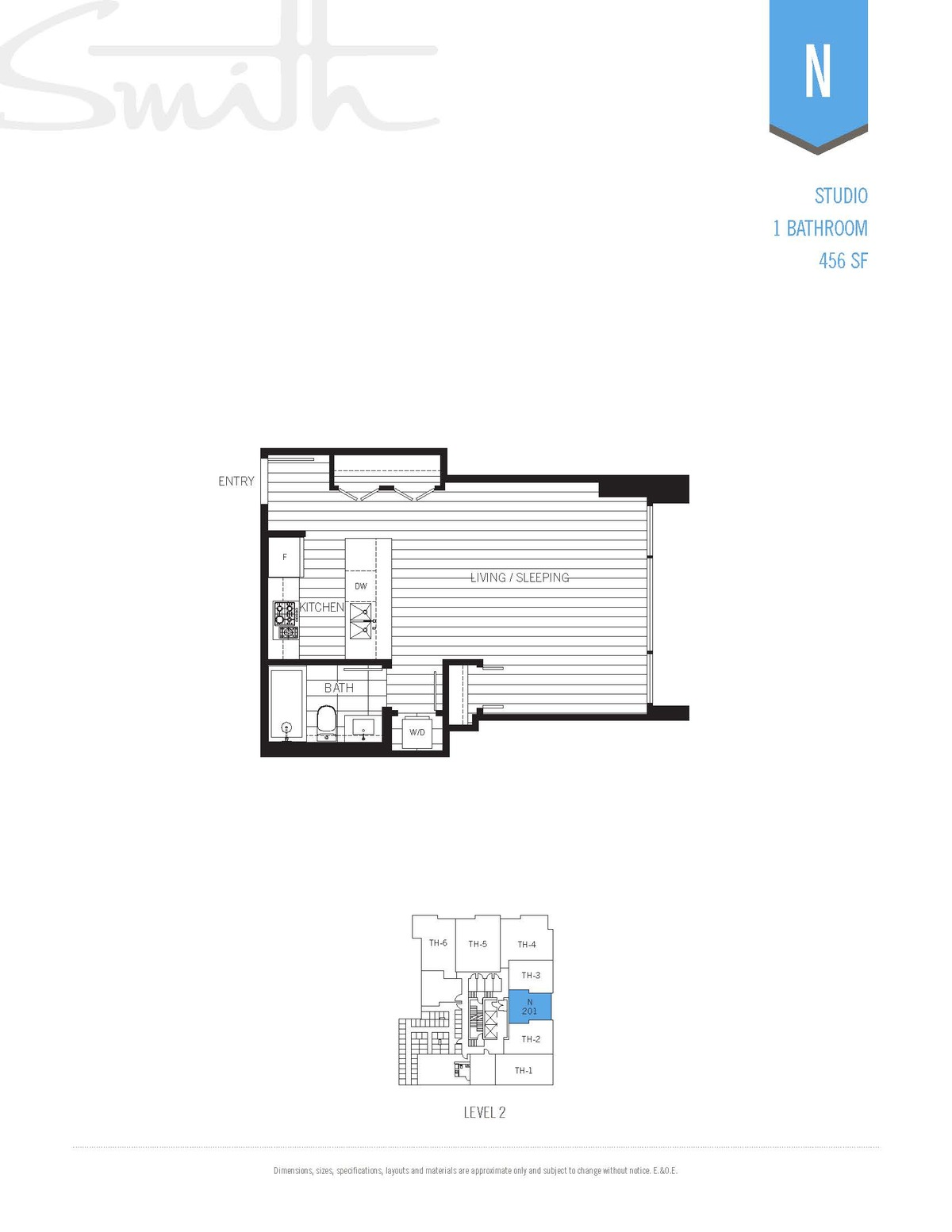 Smith Floorplan N