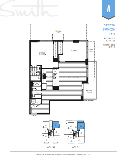 Smith Floorplan A