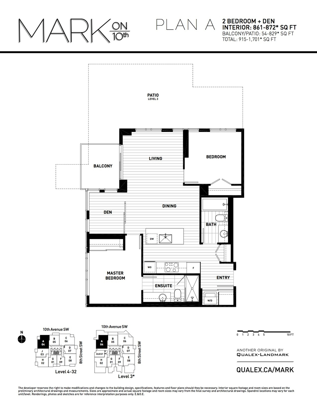 Mark Floorplan A