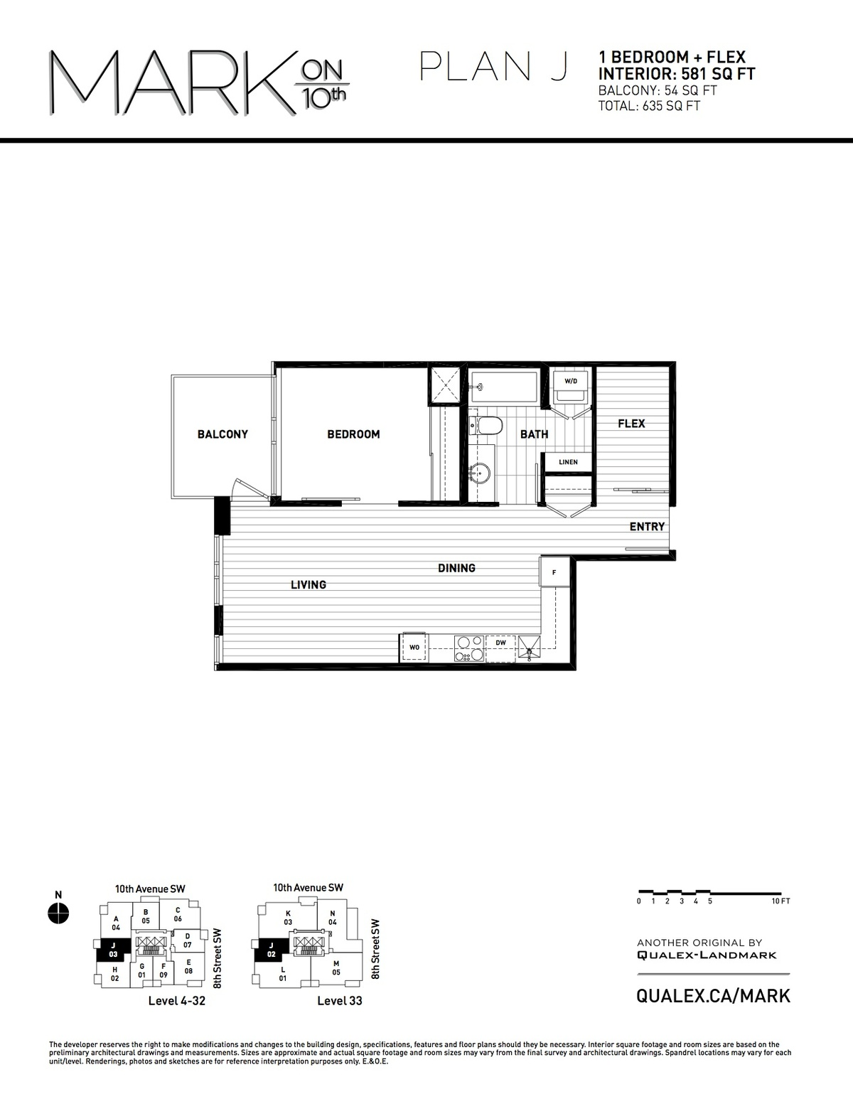 Mark Floorplan J