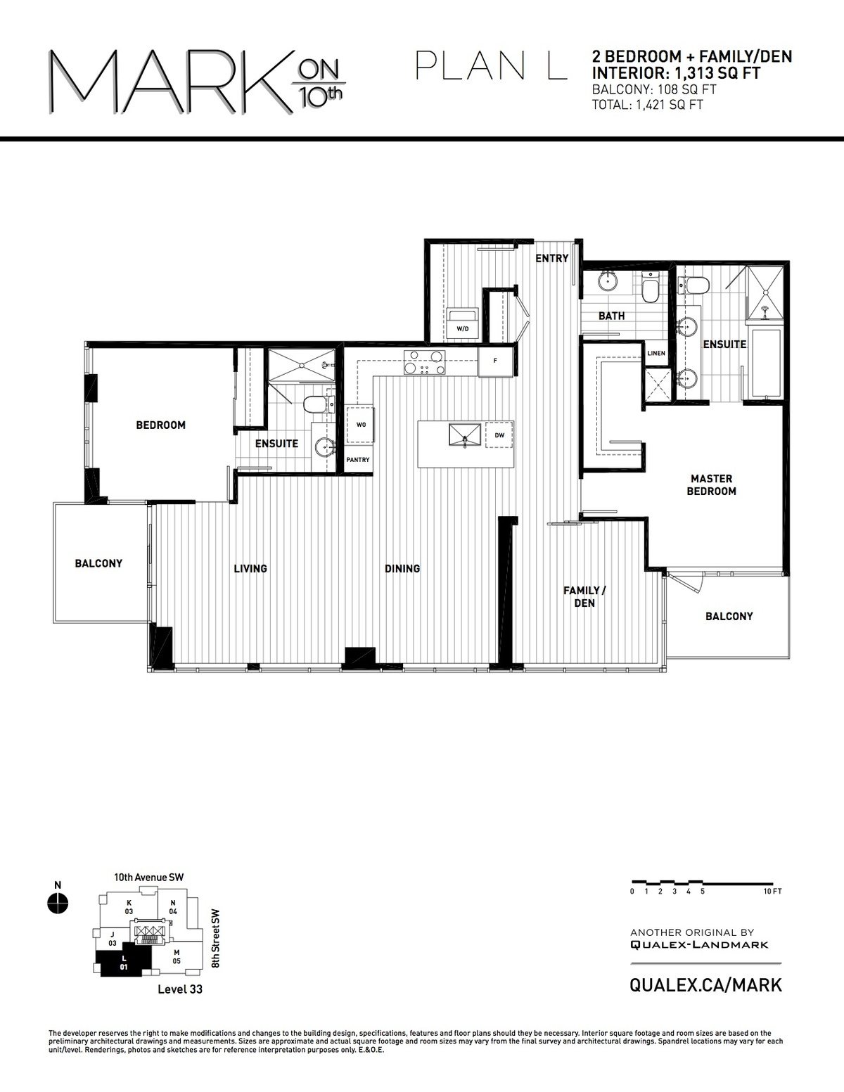 Mark Floorplan L
