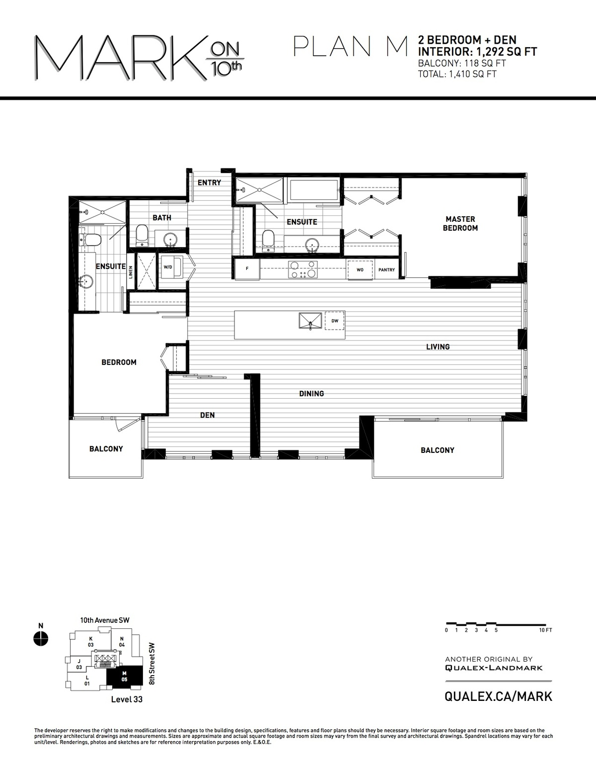 Mark Floorplan M