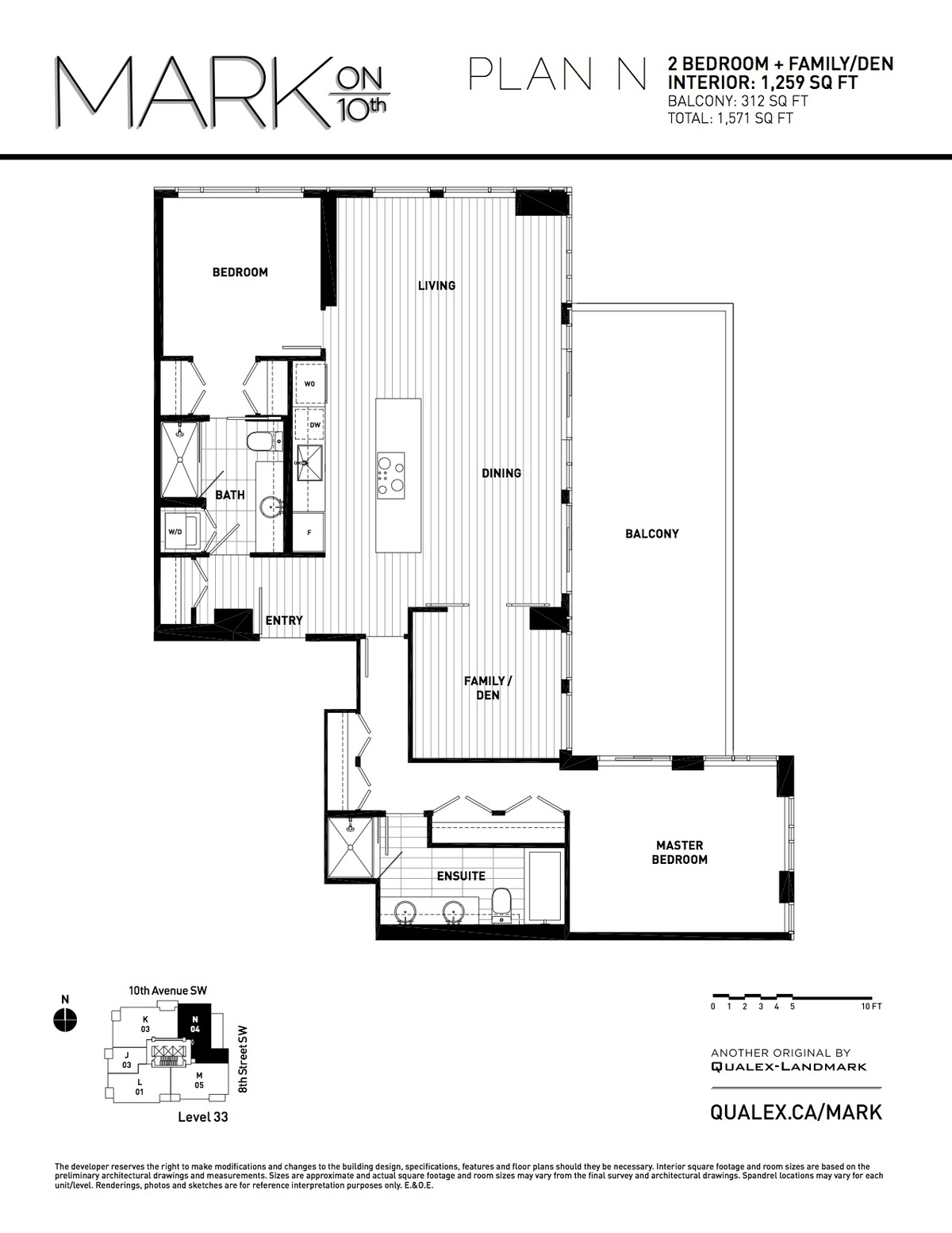 Mark Floorplan N