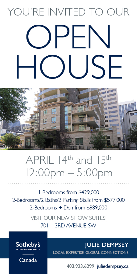 Open House 701 3rd Avenue SW