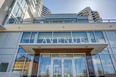 Downtown West End Apartment for sale: 2 bedroom 904.18 sq.ft.