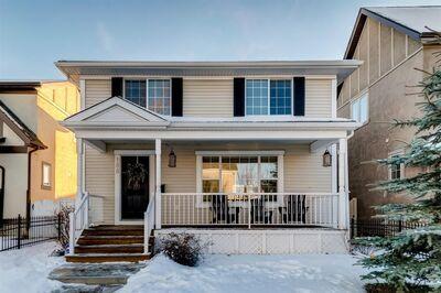 Garrison Green Detached for sale: 3 bedroom 1,306 sq.ft.