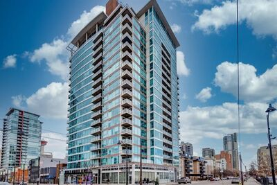 Calgary Condo For Sale: Mariposa Gardens 1 Bedroom + Den