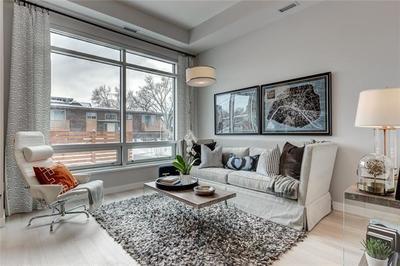 Hillhurst Condo for sale: 1 bedroom 550 sq.ft. (Listed 2018-02-27)