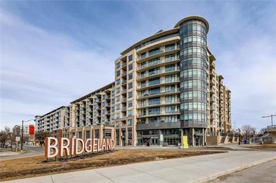 Bridgeland/Riverside Condo for sale: 1 bedroom 658 sq.ft.