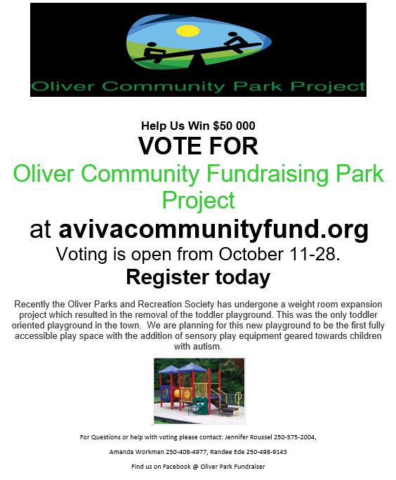 Oliver Community Fundraising Project.png