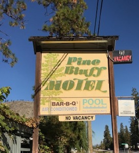 Gallagher Lake Motel for sale: Pine Bluff Motel Studio  (Listed 2018-10-17)