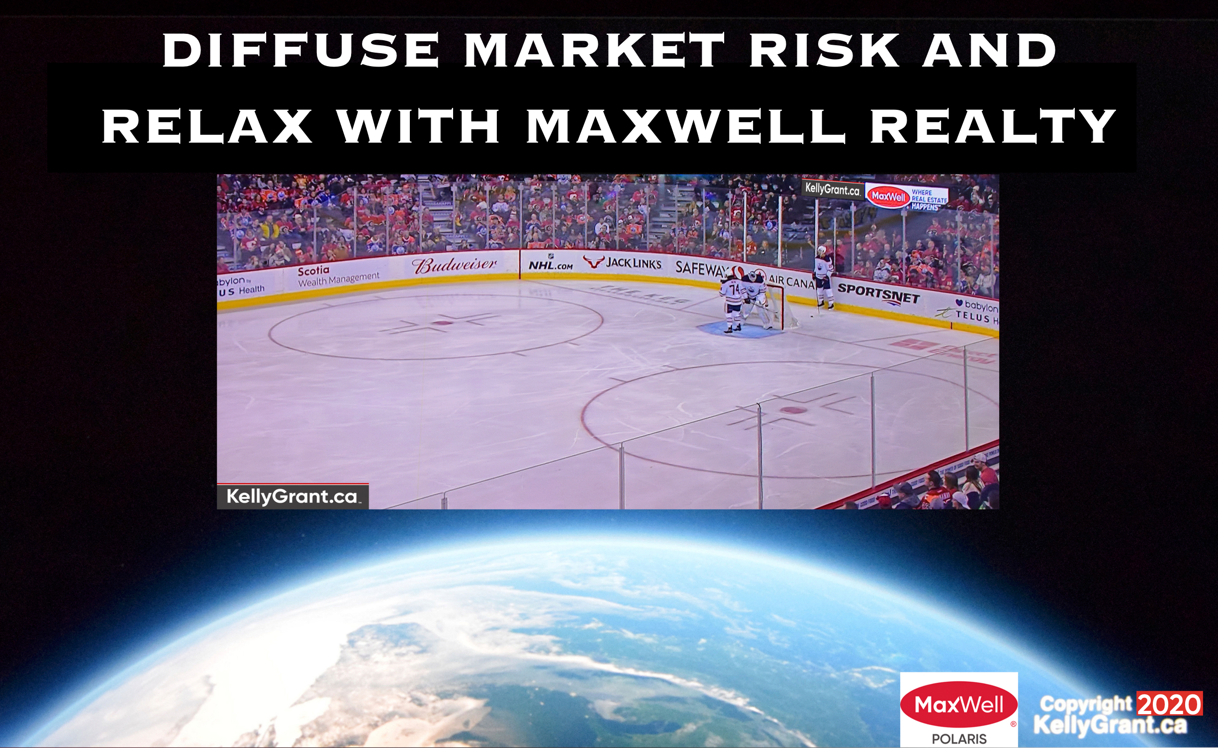 Diffuse Market Risk and Relax with MaxWell Realty