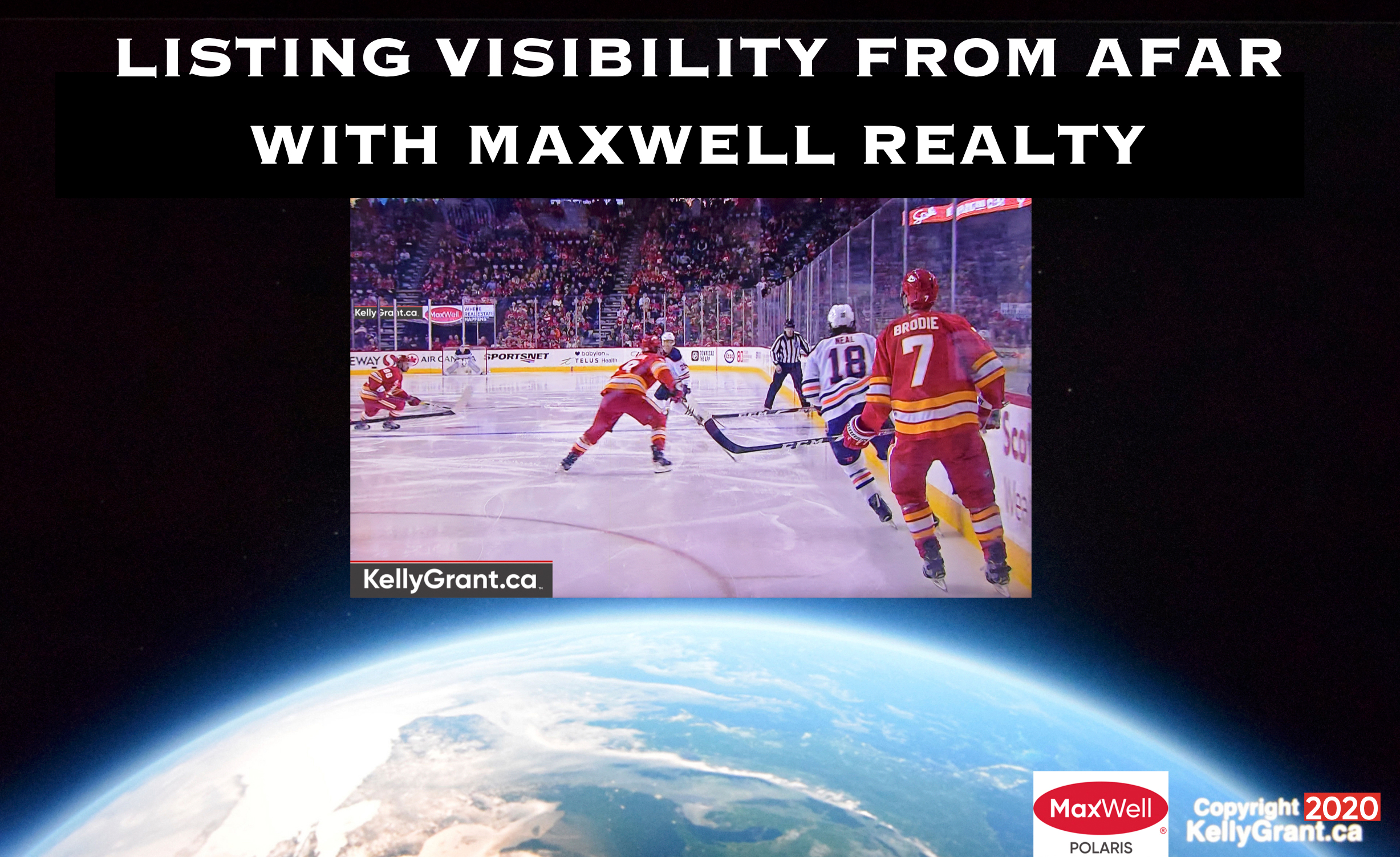 Listing Visibility from Afar with MaxWell Realty