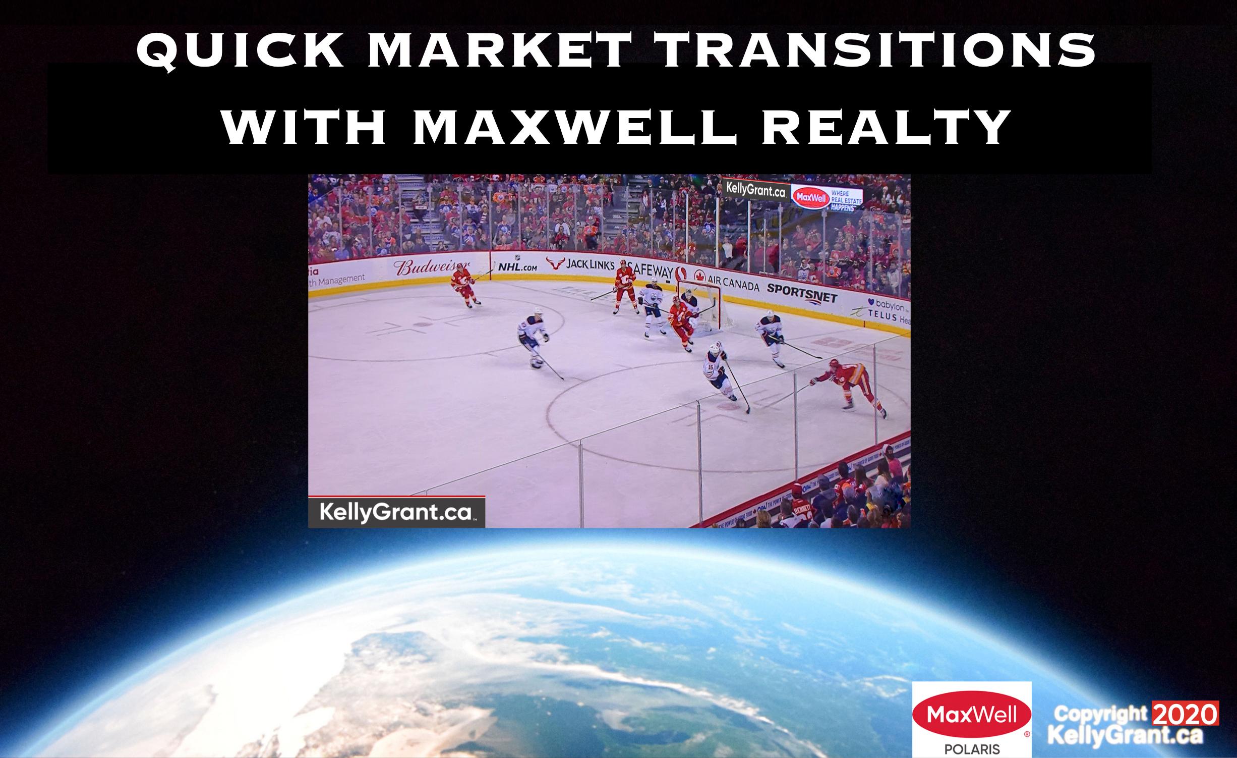KG MaxWell Quick Market Transitions