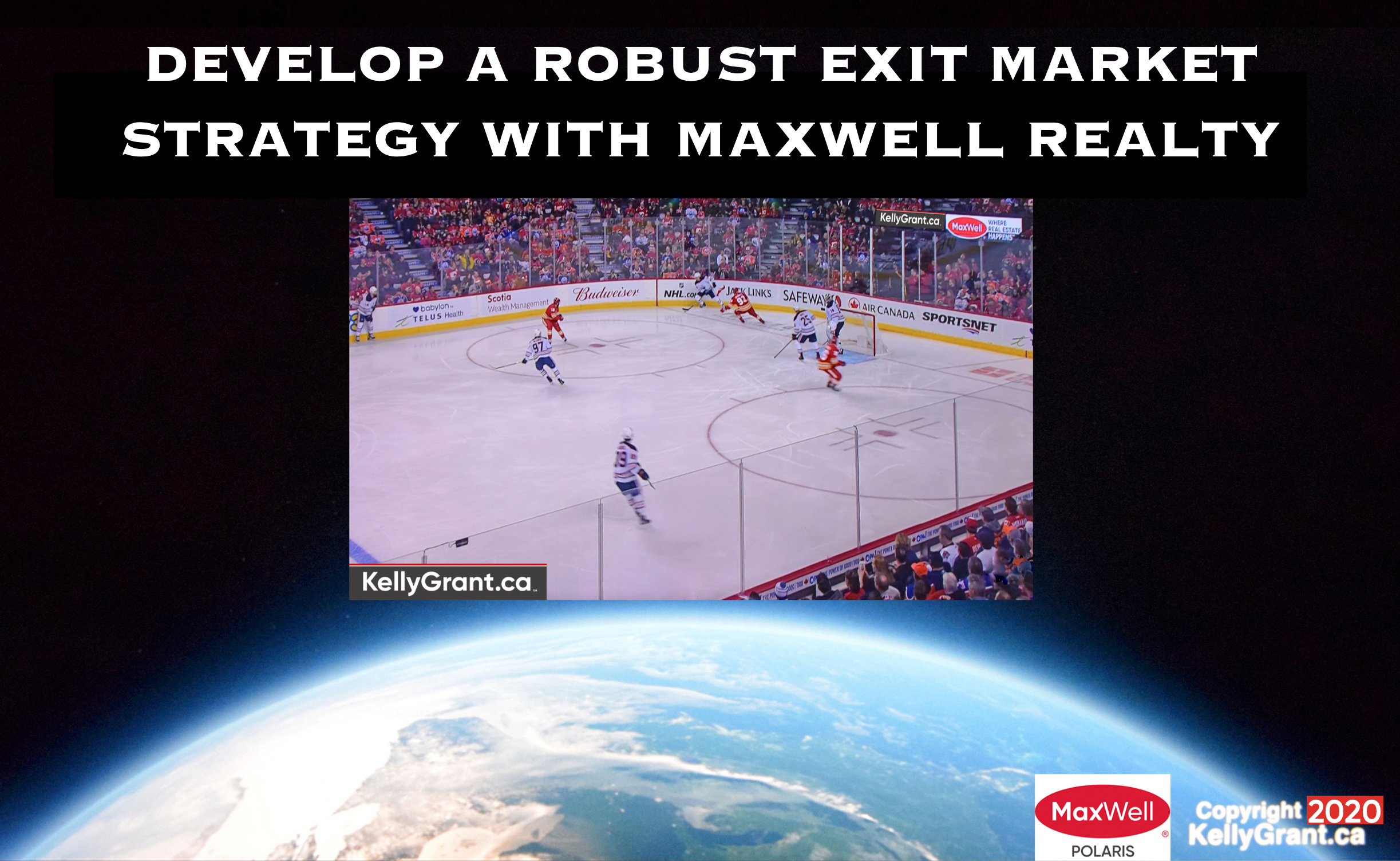 KG MaxWell Develop Robust Exit Market Strategy