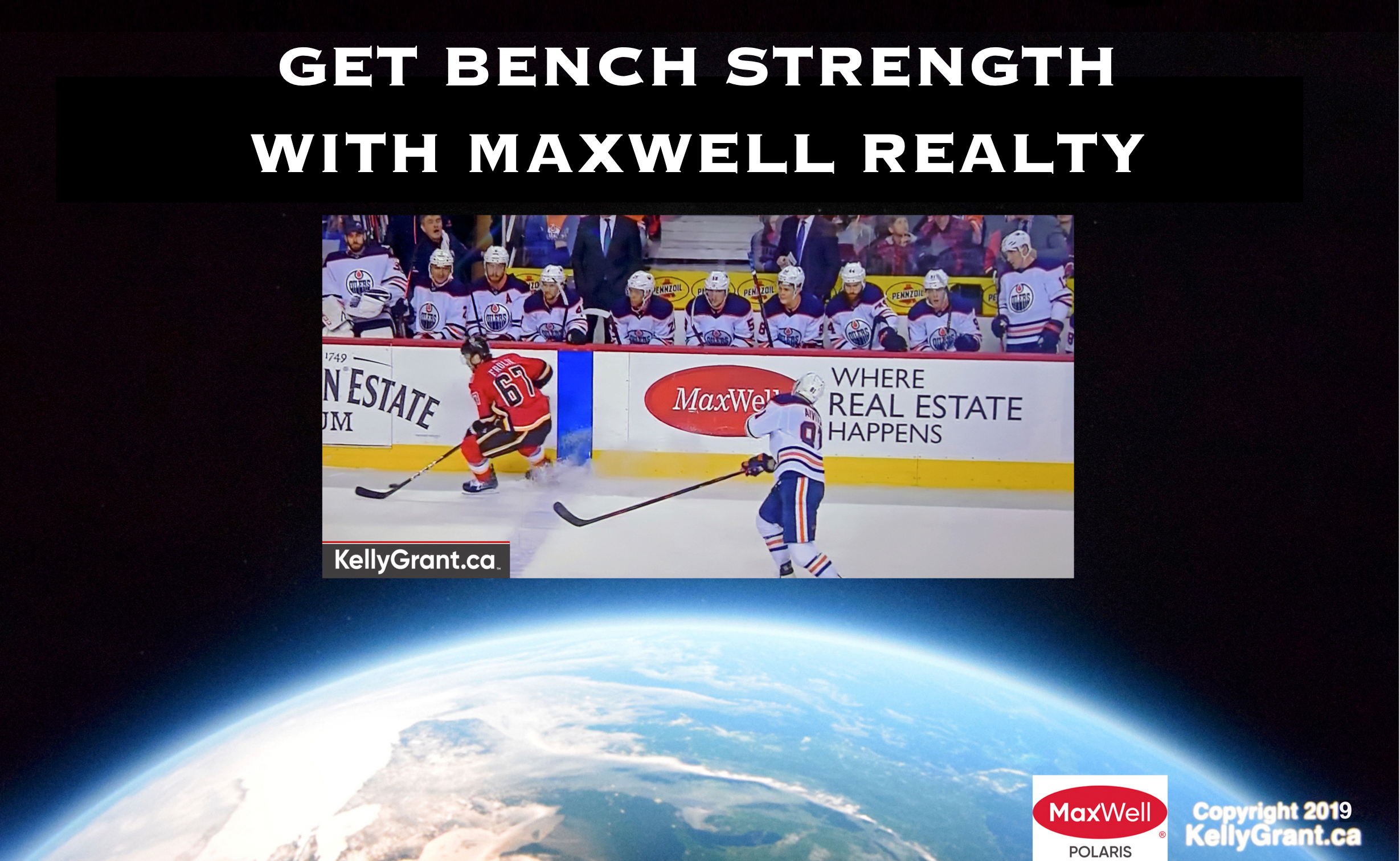 Get Bench Strength with MaxWell Realty