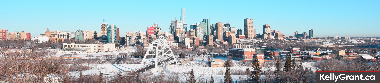 Kelly Grant City of Edmonton Urban Arctic Panorama