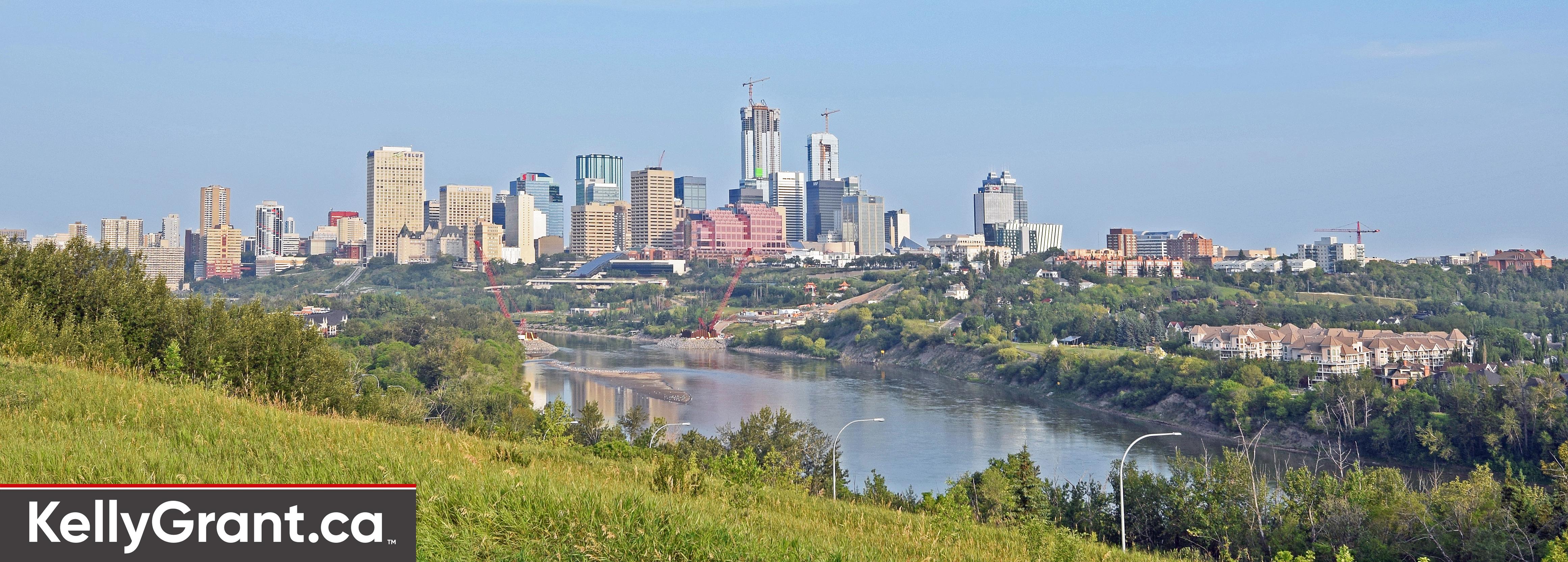 Kelly Grant - City of Edmonton Summer