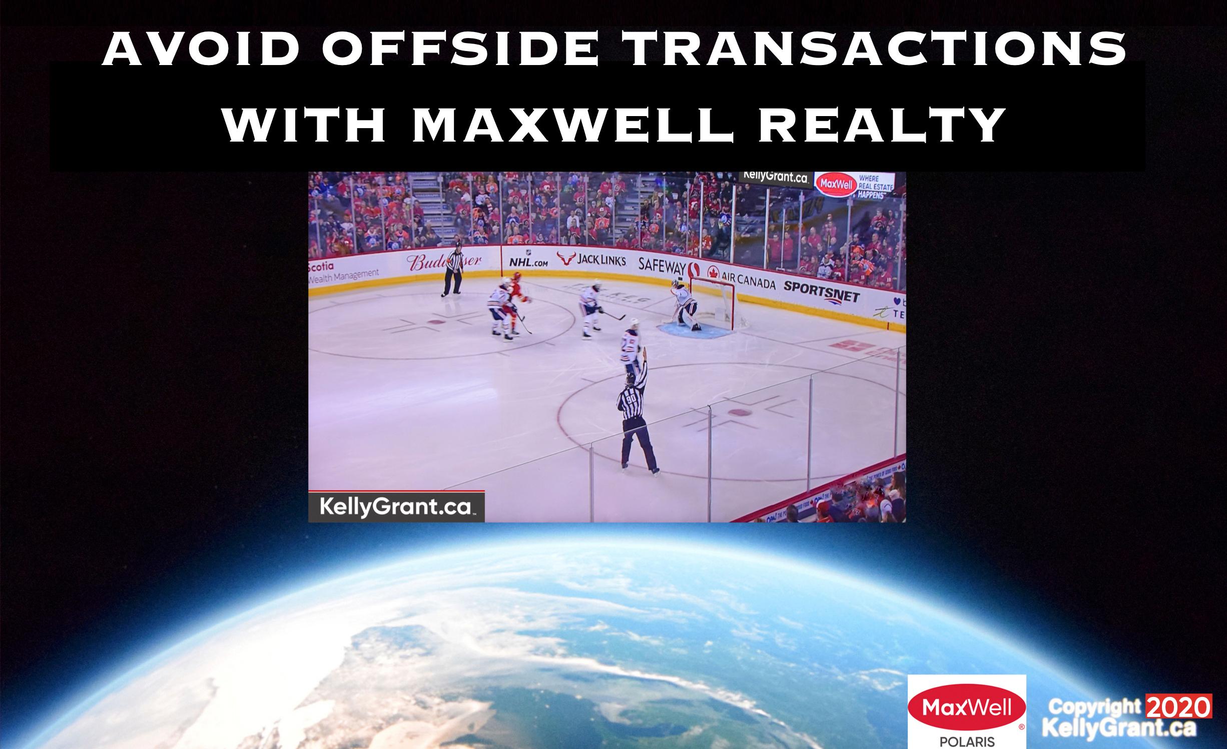 KG MaxWell Avoid Offside Transactions