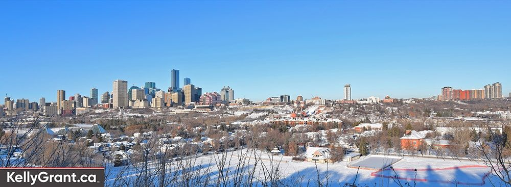 Kelly Grant City of Edmonton Winter 'A'