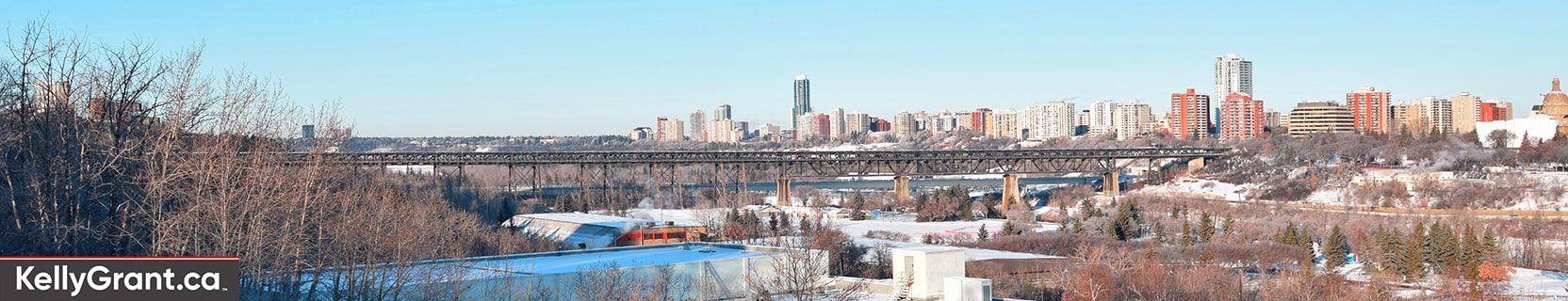 KG City of Edmonton High Level Bridge