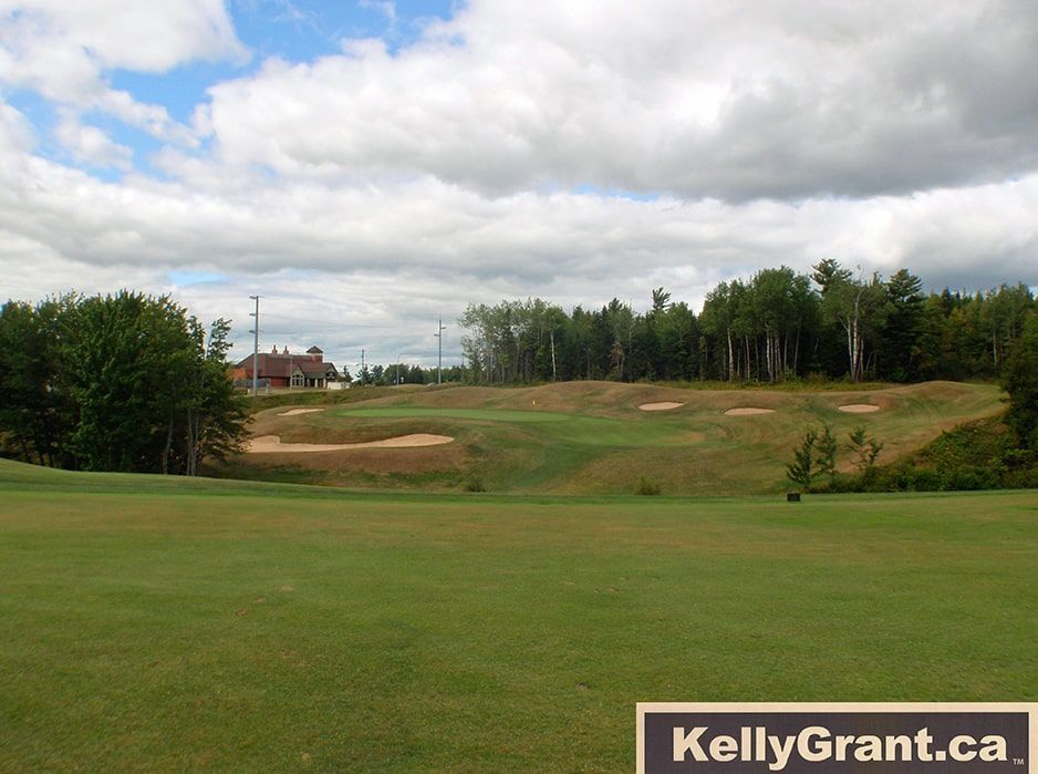 Kelly-Grant-New Brunswick golf club image 1