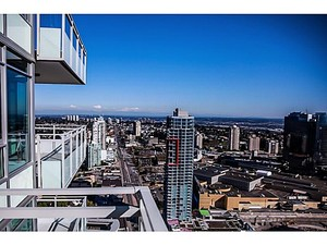 Metrotown Apartment/Condo for sale: Macdonald Commercial R.E  400 sq.ft. (Listed 2015-04-15)