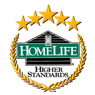 Kendra Andreassen Homelife Footer Logo