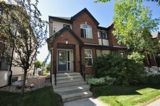 South Terwillegar Townhouse for sale:  4 bedroom 1,215 sq.ft. (Listed 2019-07-13)