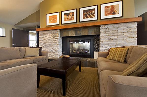 Klahanie Fireplace