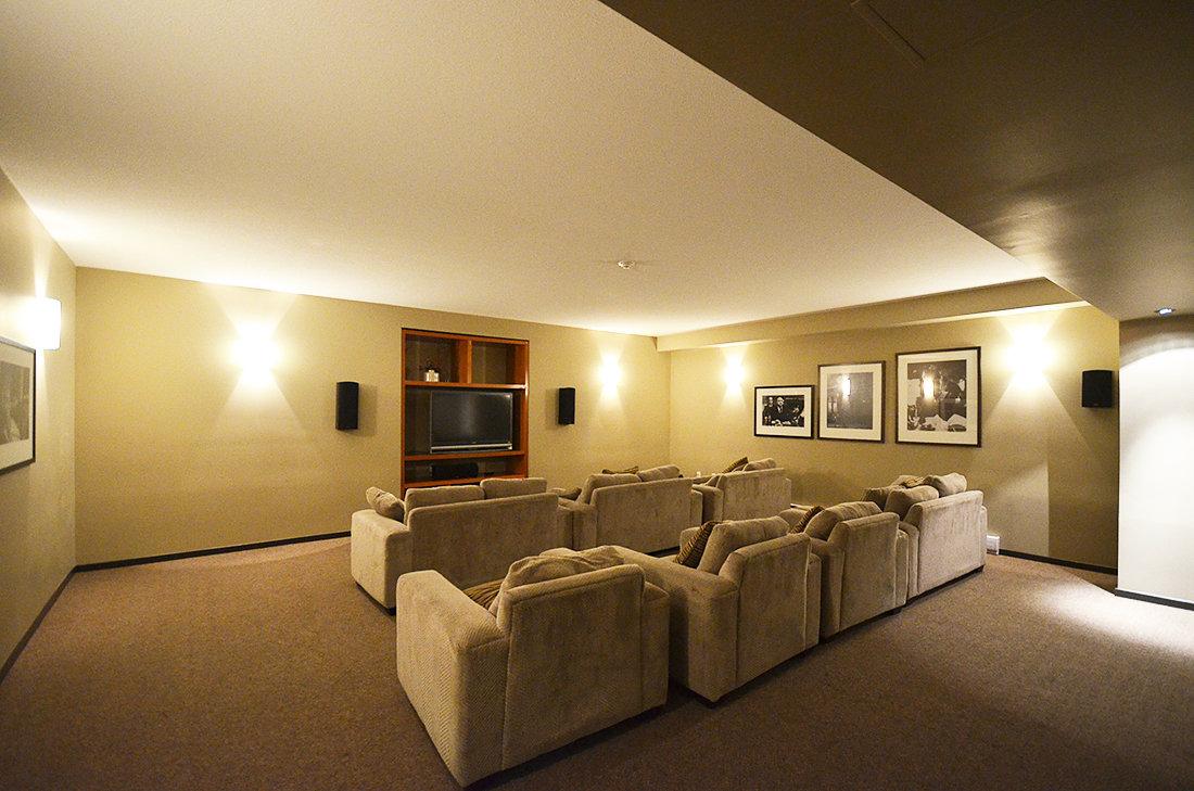 Klahanie Media Room