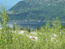 Blind Bay Lakeview Lot for sale:    (Listed 2018-04-26)