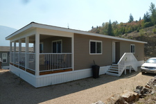 Shuswap Country Estates Modular In Park for sale:  2 bedroom 1,056 sq.ft. (Listed 2017-08-03)
