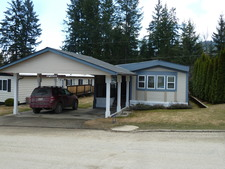 Salmon Arm Mobile in Park for sale: Broadview Villa MHP 2 bedroom 1,000 sq.ft. (Listed 2019-02-26)
