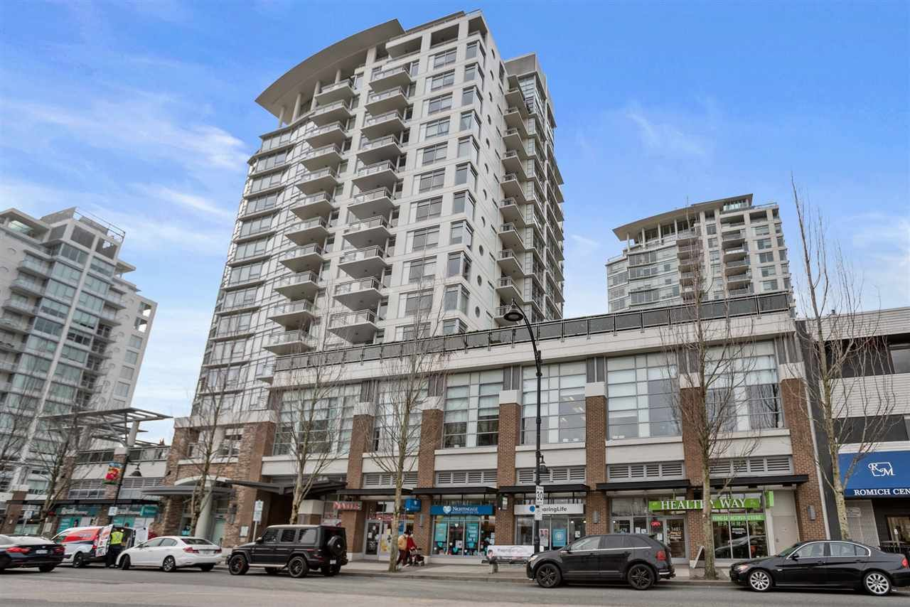 White Rock Apartment/Condo for sale:   508 sq.ft. (Listed 2021-03-02)
