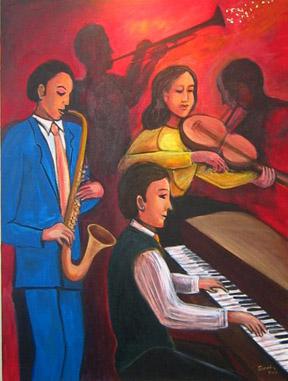 Acrylic Painting Jazz-Quinteto-30-X-40.jpg