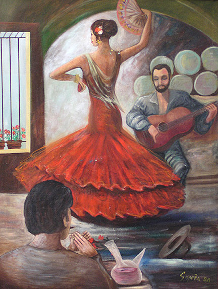 Fiesta Flamenca 32x42.jpg