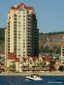 Kelowna Cultural District Strata For Sale Sunset Waterfront