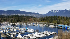 Coal Harbour Luxury Condo for sale:  2 bedroom 1,305 sq.ft.