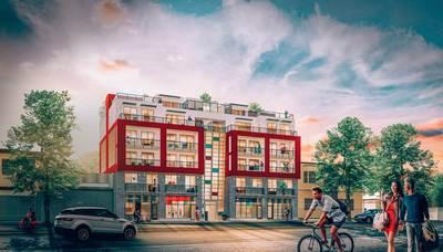 Mount Pleasant Apartment: Synchro