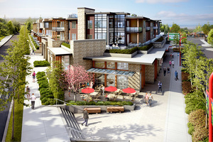 Edgemont Village Apartment: