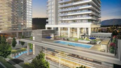 Coquitlam Apartment: Bosa, Lougheed Heights Studio