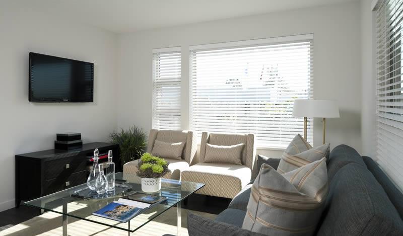 District living room